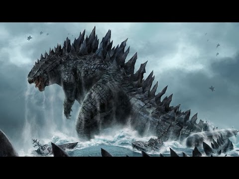 Персонаж - Годзилла (Godzilla)
