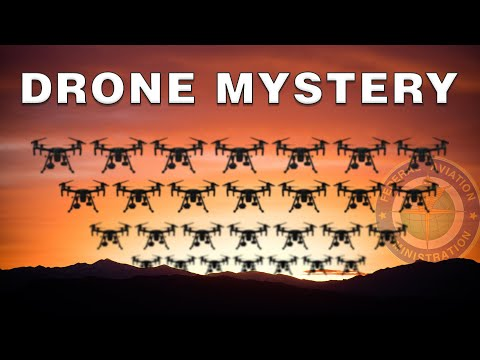 Mystery Drones Flying Over Colorado and Nebraska