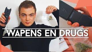 IK KOCHT WAPENS EN DRUGS VIA INTERNET - VRIJE VOGELS