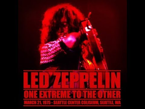 Led Zeppelin - Extreme To The Other (2018) HQ