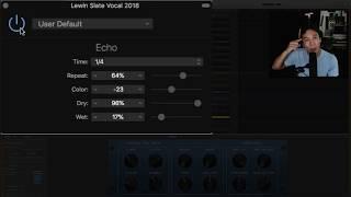 How To Mix ROCK VOCALS on Garageband