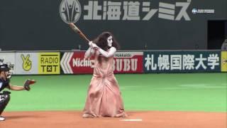 Чертовски жуткий японский бейсбол