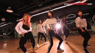Tinashe-Player (Feat. Chris Brown) Miu choreography