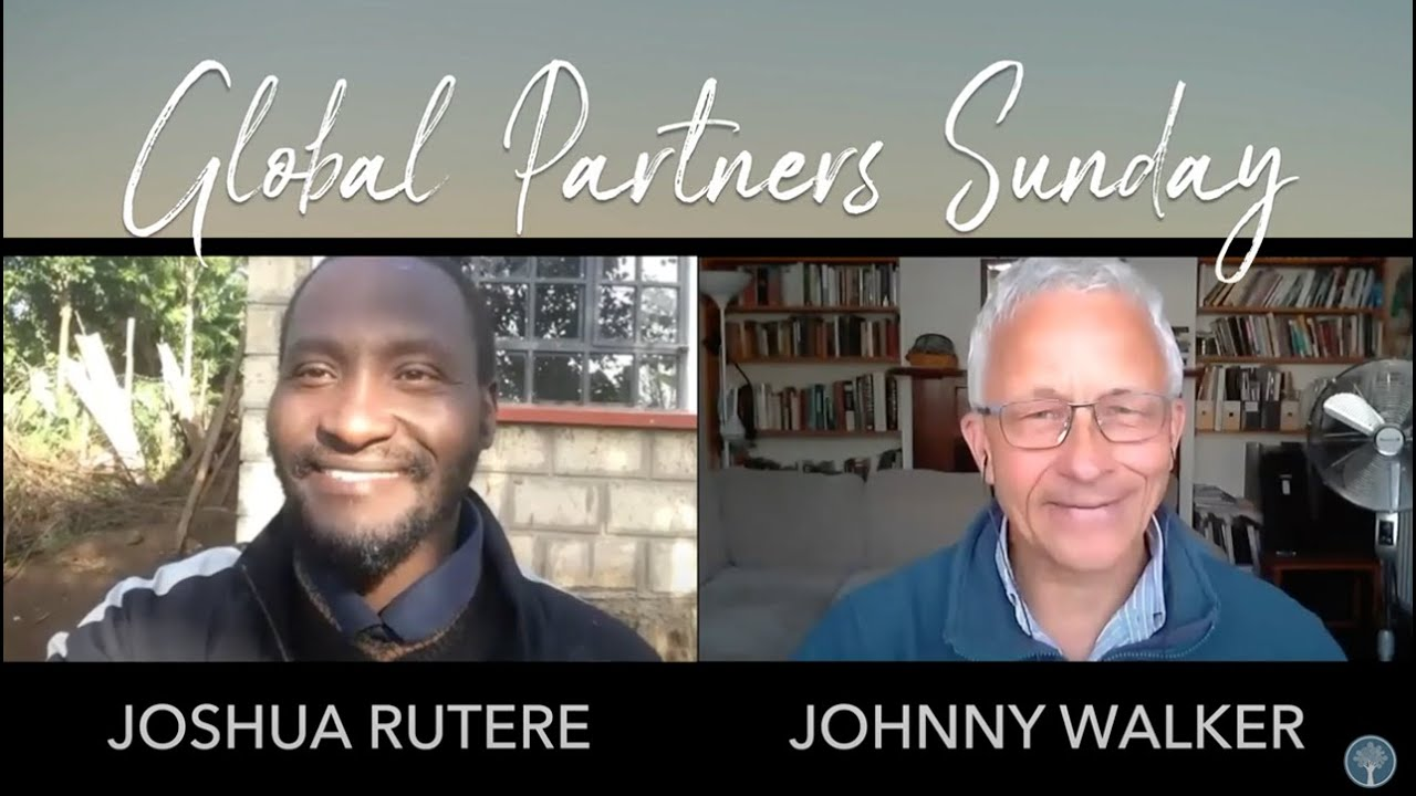Global Partners Update | Josh in Kenya
