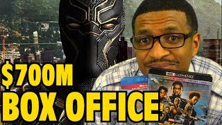 Black Panther Breaks $700 Million @ Box Office!!!