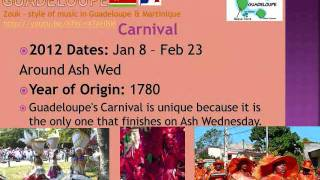 Caribbean/West Indian Carnival 2012