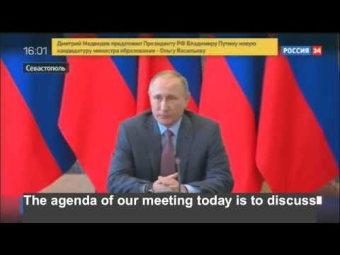 Putin: We are not planning to downgrade relations with Ukraine despite Kiev sabotaging peace deal