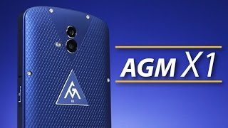 AGM X1 - Review en español