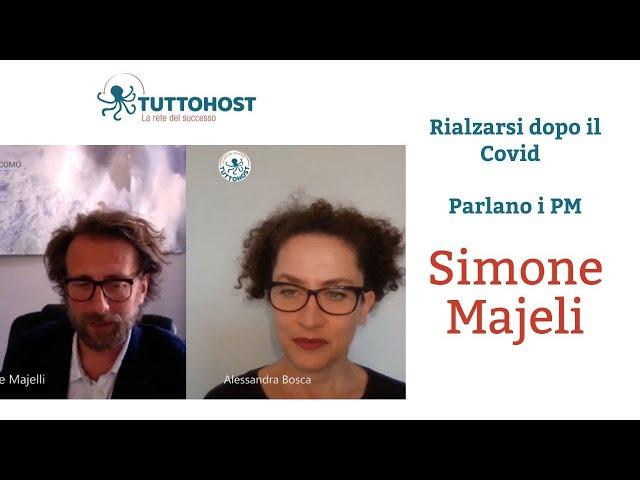 Rialzarsi dopo il Covid: parlano i Property Manager. Simone Majeli (Ep. 4)