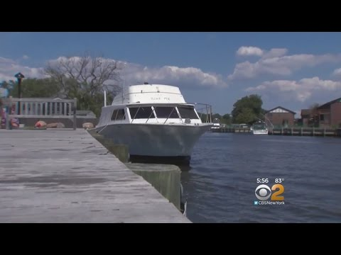 Floating Mystery On Long Island