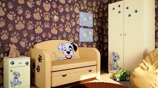 видео Детские диваны кровати