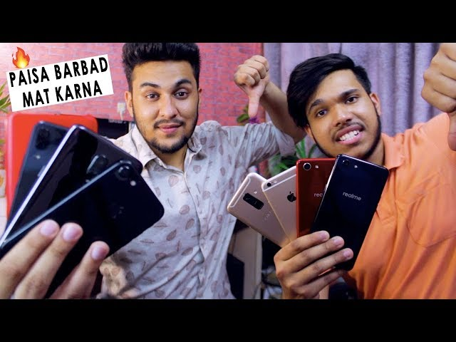 Dont Buy These Phones In 2018 ! (BARBAD Ho JAAOGE) | Ft.Tech Bar