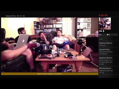 NOLAnerdcast Episode 38