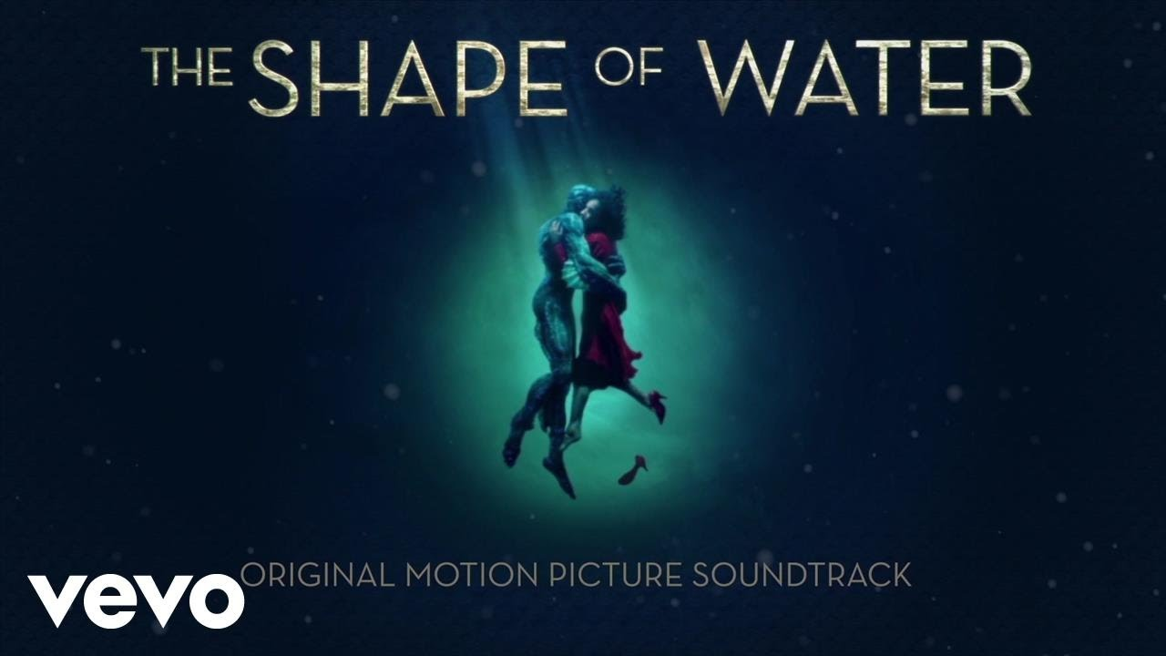 Resultado de imagen para the shape of water soundtrack