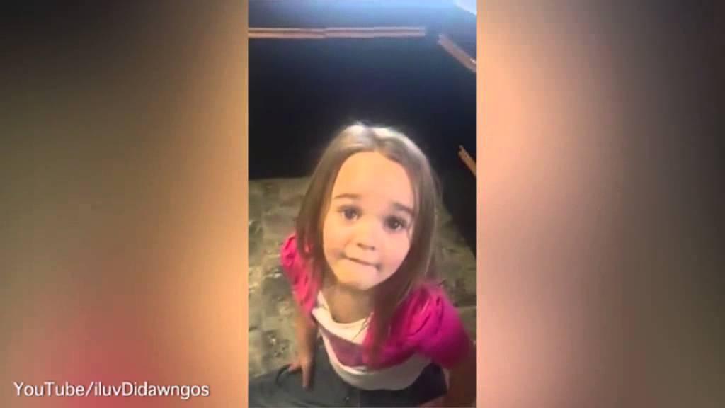 Cute Little Girl Breaks Down Realising Mum Is Having Boy