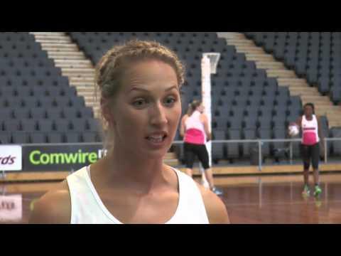 Adelaide Thunderbirds   New Captain Interview 2016