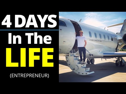 1 Week In The Life Of An Entrepreneur (SEMA, Meetings + Travel)