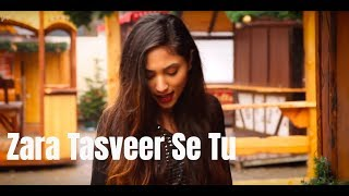 Zara Tasveer Se Tu | Meri Mehbooba | Female Cover by Suprabha KV | Pardes