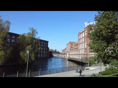 Tampere City of Finland