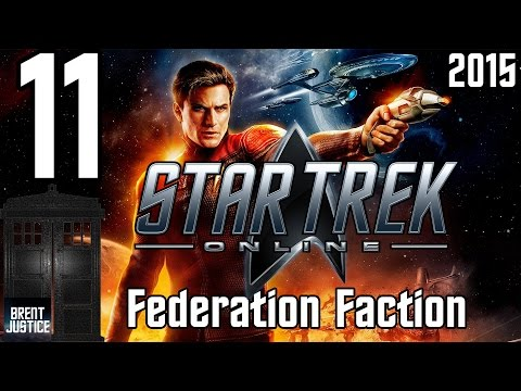 Let's Play Star Trek Online (2015) Federation - 11 - DOFF System and Starfleet Academy