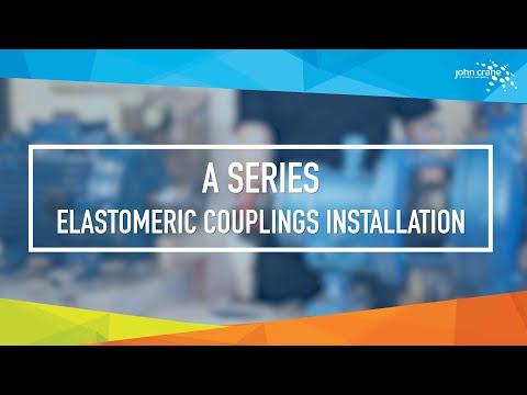John Crane A Series Coupling Installation Video