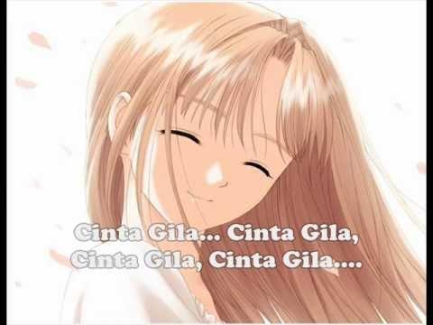 Cinta Gila - Ramlah Ram (Lyric)