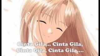 Video Cinta Gila - Ramlah Ram (Lyric) download MP3, 3GP, MP4, WEBM, AVI, FLV Desember 2017