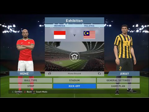 PES 2016 INDONESIA VS MALAYSIA