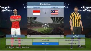Video PES 2016 INDONESIA VS MALAYSIA download MP3, 3GP, MP4, WEBM, AVI, FLV April 2018