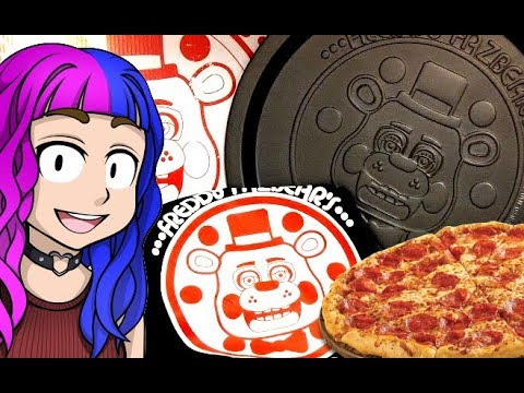 Five Nights at Freddy's Pizza Kit Review