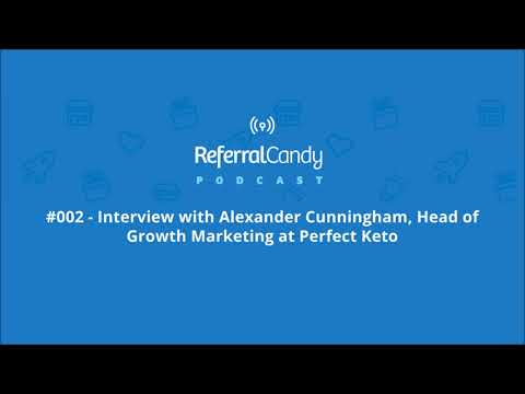 Interview with Alexander Cunningham, Head of Growth Marketing at Perfect Keto