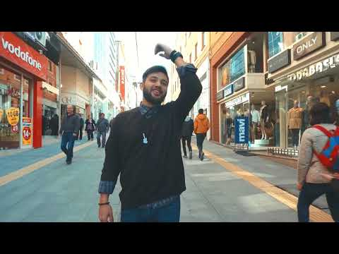 Berkant KESKİN -SANKİ( Offical HD Video)