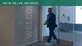 Day in The Life: Joe Cross