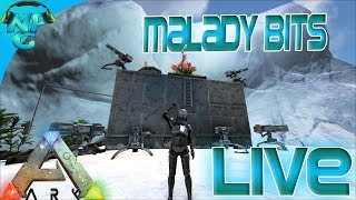 ARK Survival Evolved - Get Your Hands Off MaLady Bits! Live Stream Series E3