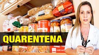 Dicas do Que Comprar Para Quarentena – Alimentos Importante