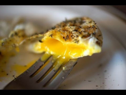 Perfect Fried Eggs - 4 Easy Ways - Bruno Albouze - THE REAL DEAL