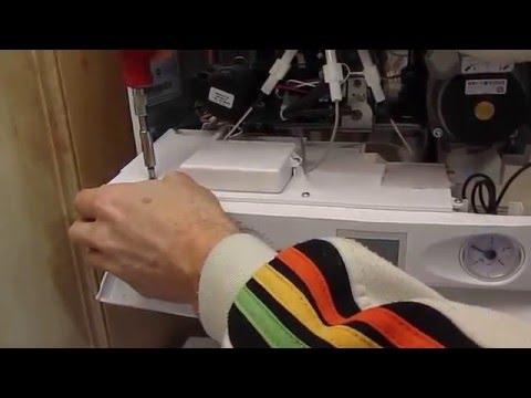 Electrolux GCB Quantum 24i( электролюкс) установка: комнатный термостат, датчик наружнего воздуха
