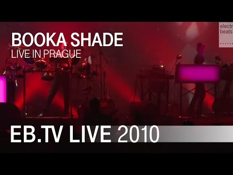 Booka Shade  Body Language Prague 2010