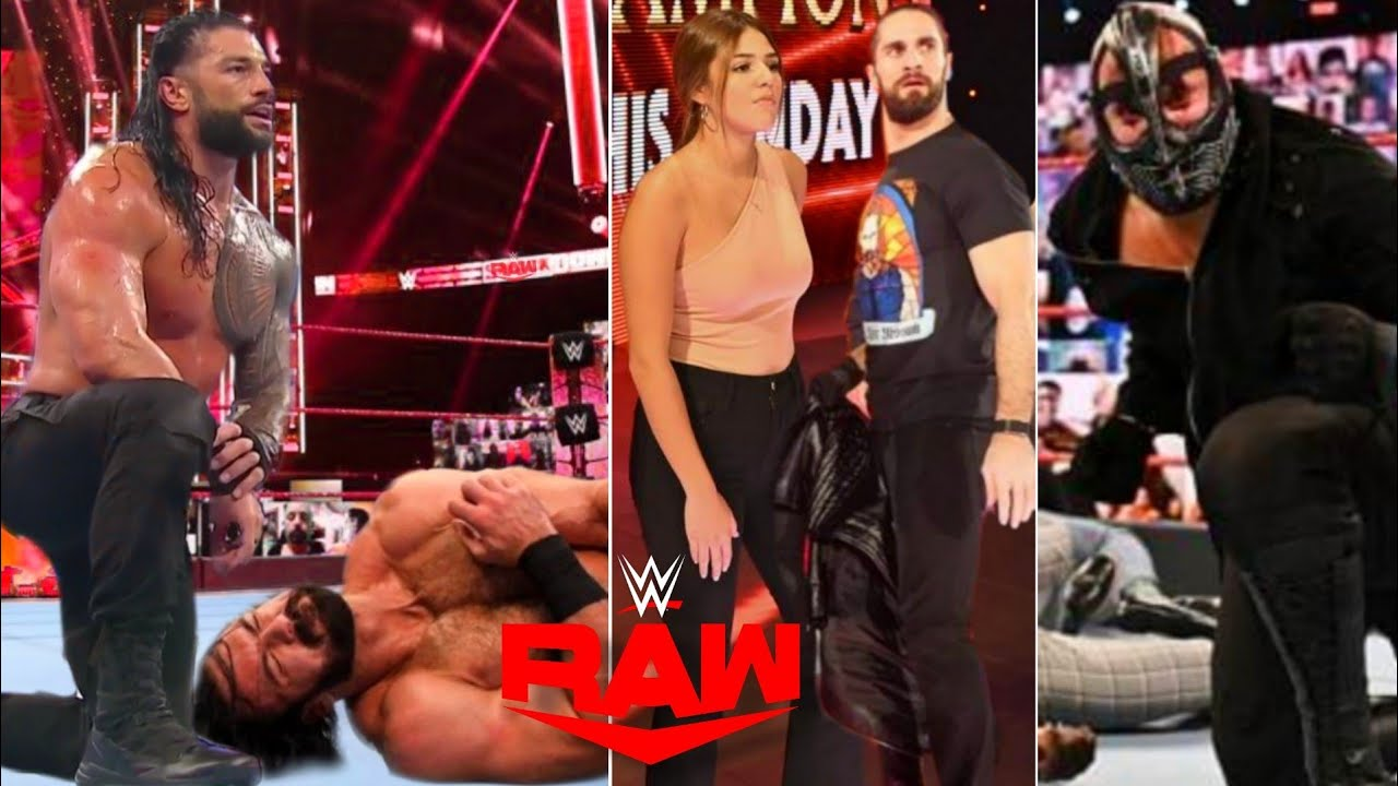 WWE Monday Night Raw 28 September 2020 Highlights ! WWE Raw 9/28/20 Highlights Preview !