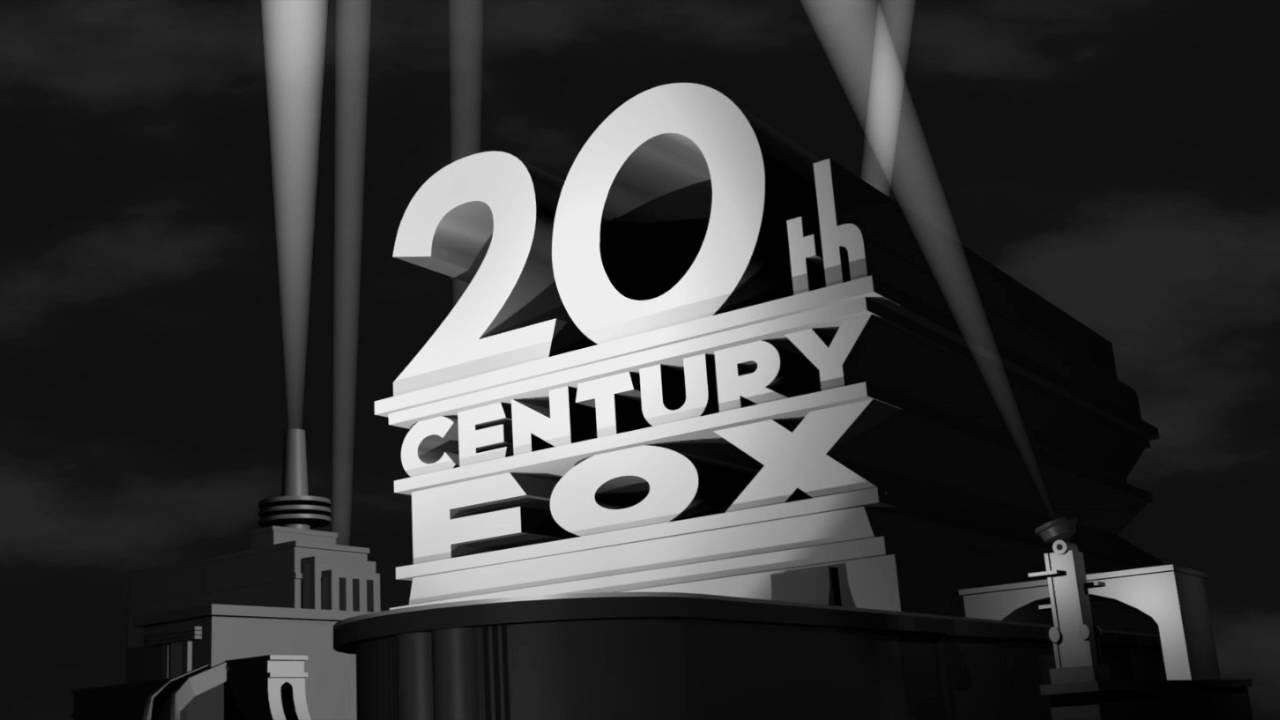 20th Century Fox  1953-1980 U0026 39 S  Logo In Black-and-white With 1935 Music