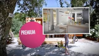 Domaine des Naïades : 4-Sterne-Campingplatz am Golf von Saint-Tropez