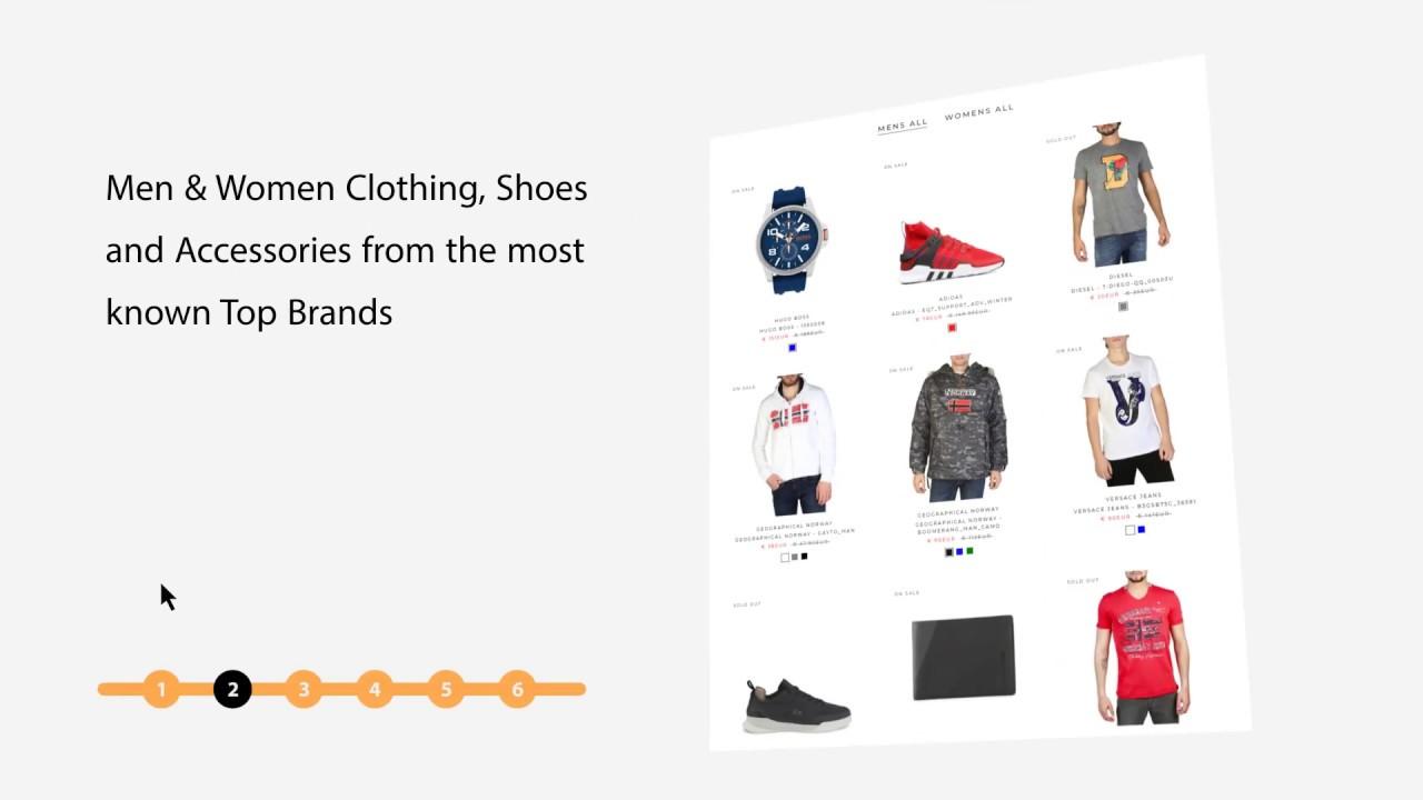 7485fce9a21 Designer Clothes for Men & Women | Shop Luxury Brands Outlet