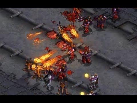 Download Larva (Z) v Flash (T) - StarCraft  - Brood War REMASTERED 2019