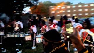 Vuu vs Vstate drum block 2014