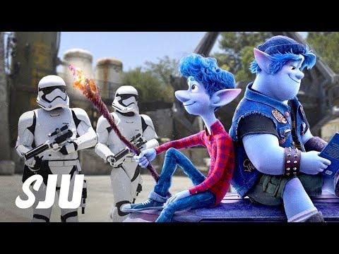 Galaxy's Edge, Pixar's Onward, & More! | SJU
