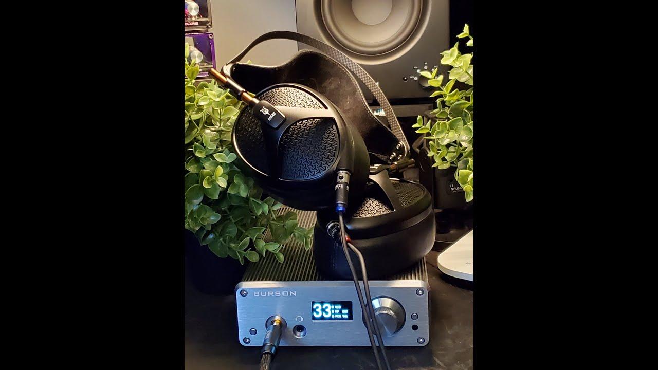 Burson Audio Playmate 2 - Small but Powerful