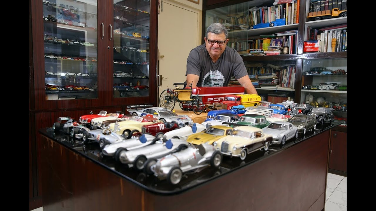 The Fascinating World of Scale Model Car Collectors in India ...
