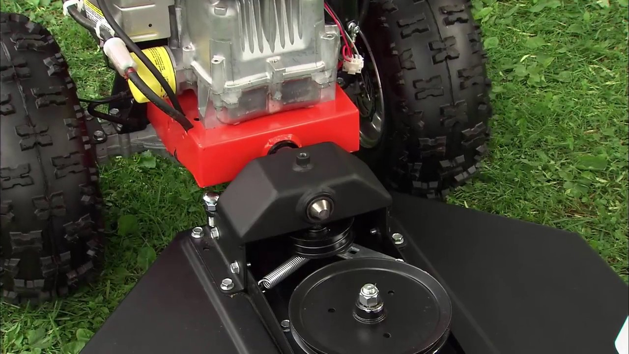 DR Pro 26-14 5 ES Field and Brush Mower (Electric Start)