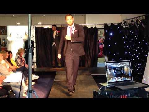 Fashion Show (part two) at Newark Advertiser Wedding Fair