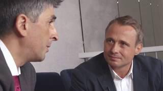 EY. Оскар Хартманн берет интервью у Мастера бизнеса 2017.